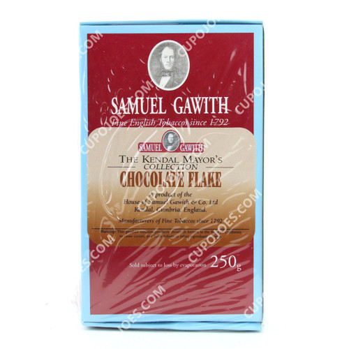 Samuel Gawith Chocolate Flake 250g Box