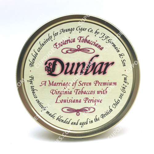 Esoterica Tobacco Dunbar 2oz Tin