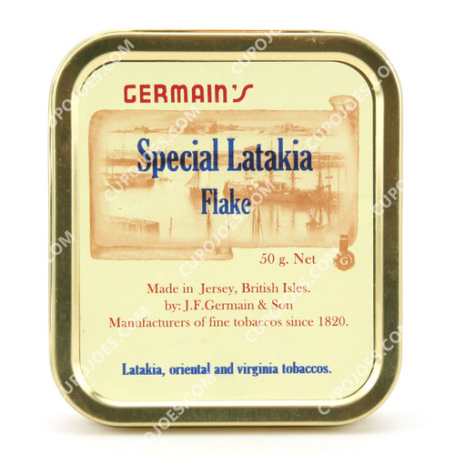 Germain's Special Latakia Flake 50g Tin=