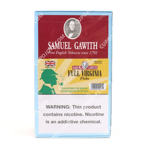 Samuel Gawith Full Virginia Flake 250g Box (997180705050)