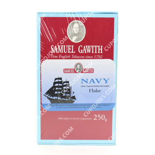 Samuel Gawith Navy Flake 250g Box