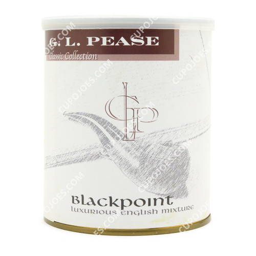 G.L. Pease Blackpoint 8 Oz Can