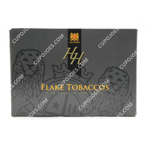 Mac Baren HH Old Dark Fired Flake 1 Lb Box