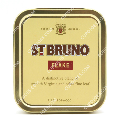 Mac Baren St. Bruno Flake 1.75 Oz Tin