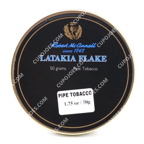 Robert McConnell Latakia Flake 50g Tin