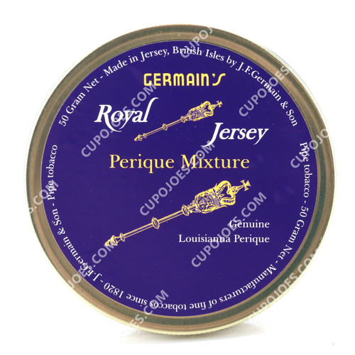Germain's Royal Jersey Perique 50g Tin (998071620353)
