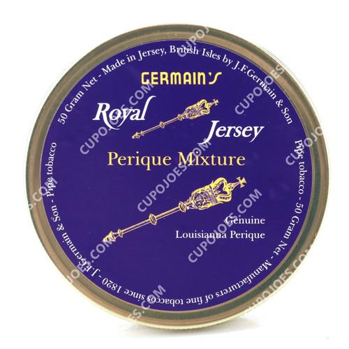 Germain's Royal Jersey Perique 50g Tin (998071620353)