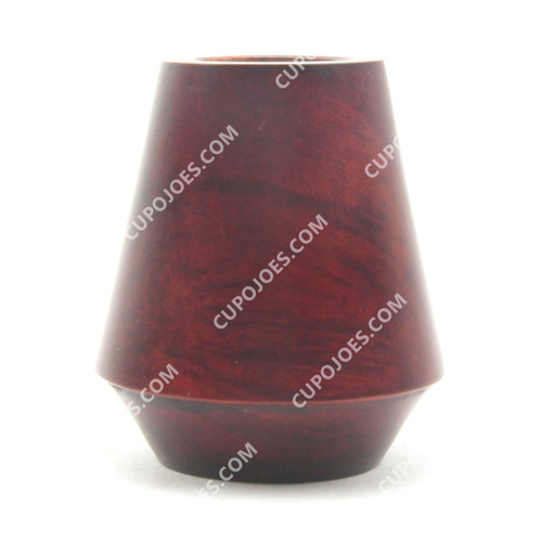 Radiator Pipe Bowl Smooth Red Volcano