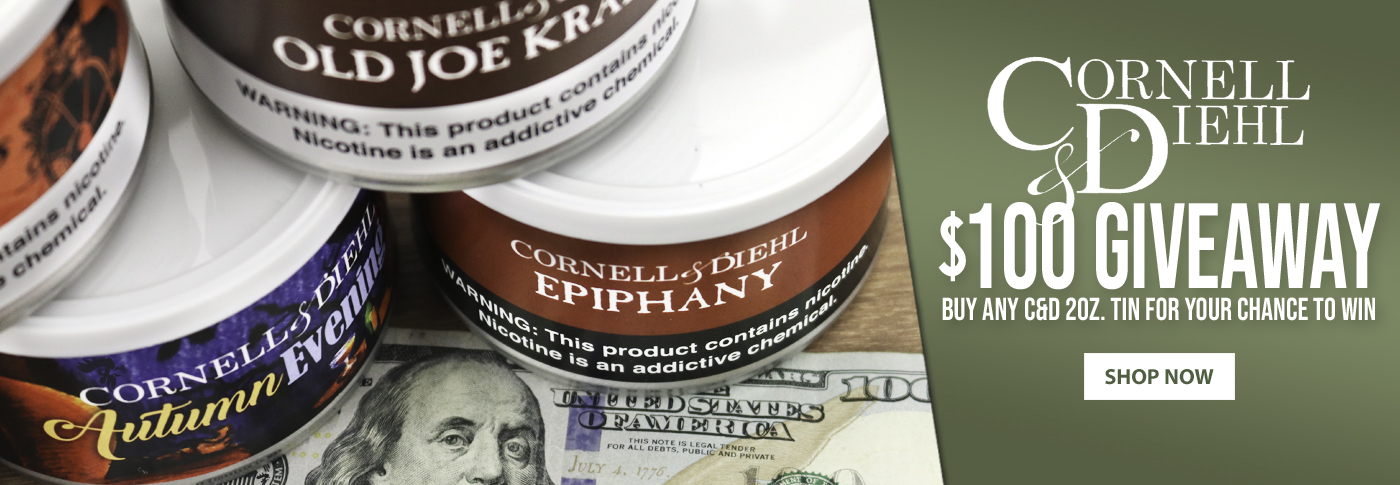 Cornell and Diehl Giveaway