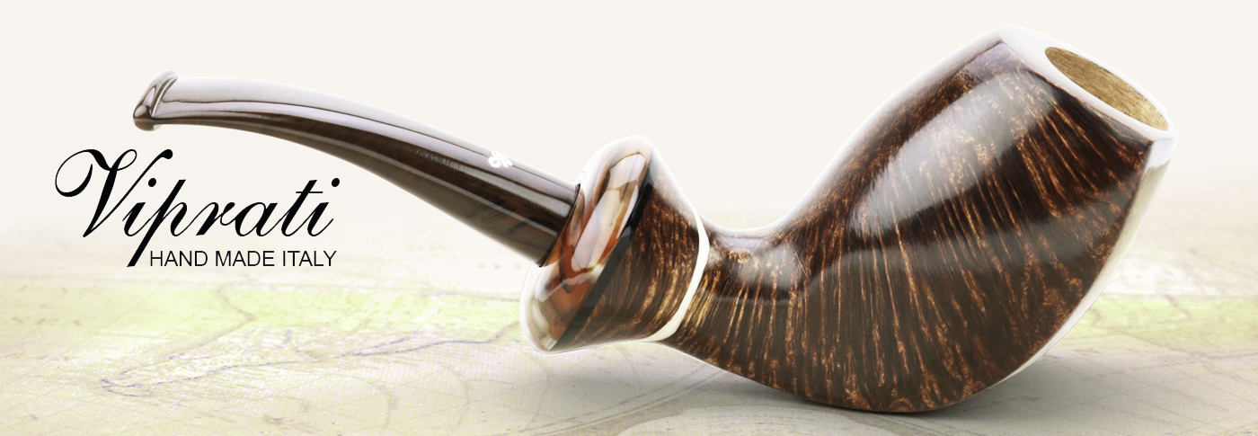 Handmade tobacco pipes