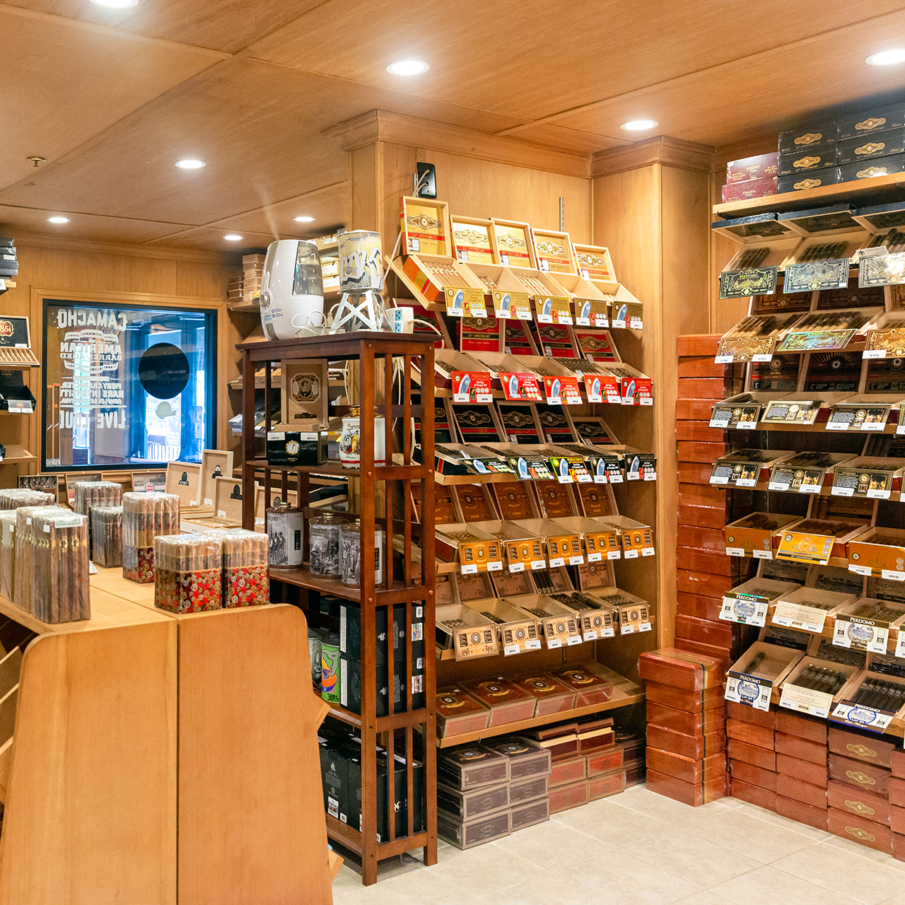 Tobacconist of the year