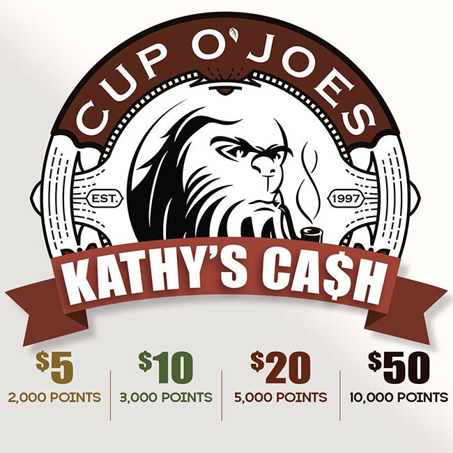 Get Kathy's Cash