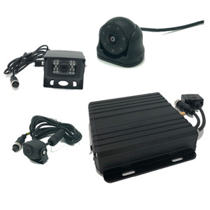 MDVR Commercial Black box 400 Hours with 3 Cameras