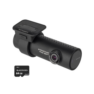 Blackvue DR750S-1CH Dash Cam with 64GB Memory Card