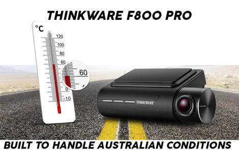 Our View on the the powerful Thinkware F800 PRO Dash Cam
