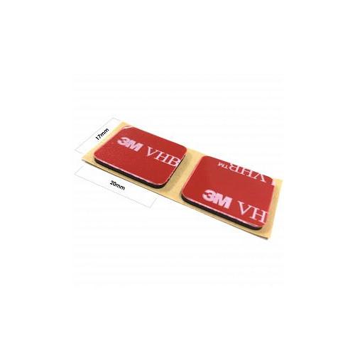Thinkware RC3MSTIK PR 3M Adhesive stickers for rear Thinkware Cam