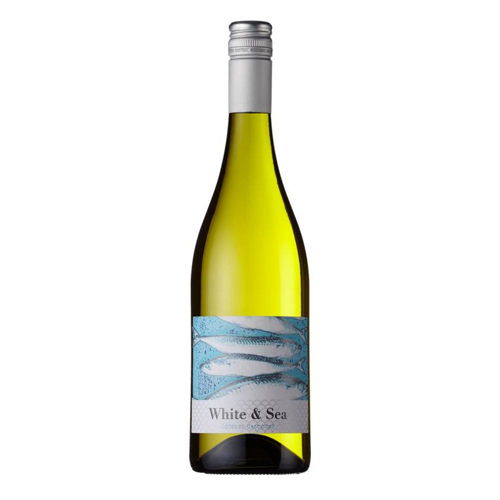 Dry, fresh French white wine made from a blend of Sauvignon Blanc and Colombard