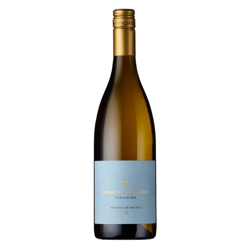 A well balanced expression of French Viognier white wine