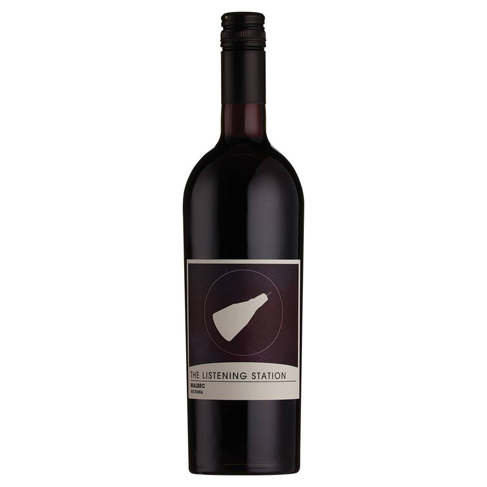 Darkly appealing, chocolatey Malbec red wine with an abundance of crisp, minerally fruit from Victoria, Australia