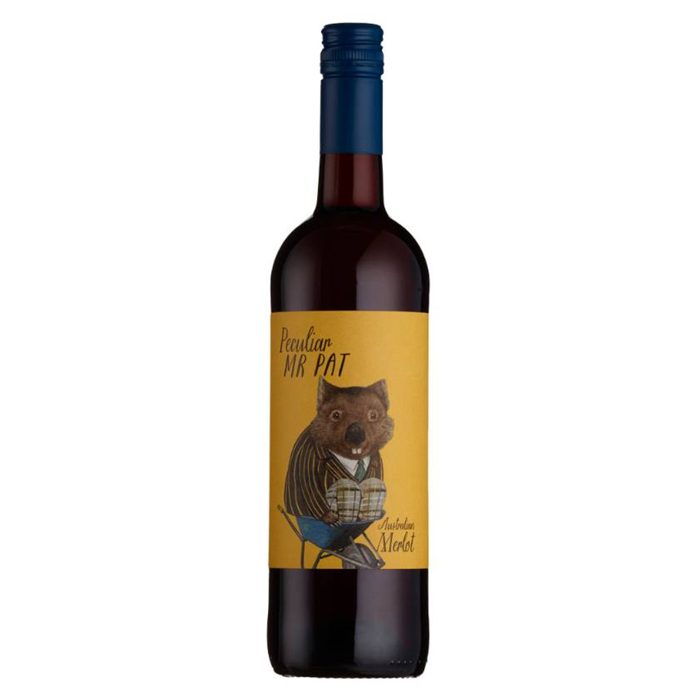 A bright, plush, deeply tasty Merlot red wine from Riverland vineyards in South Eastern Australia