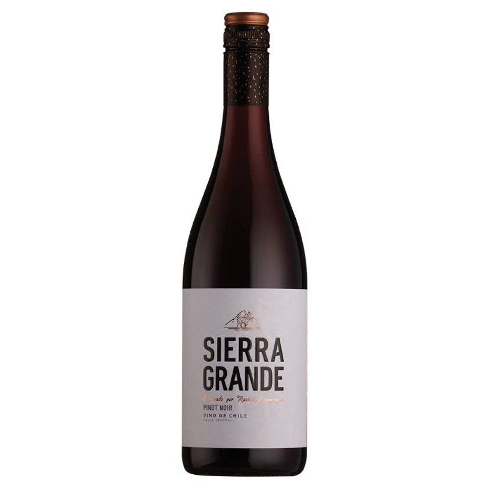 A Chilean red wine made from 100% PInot Noir which is full of finesse with a long and pure finish.