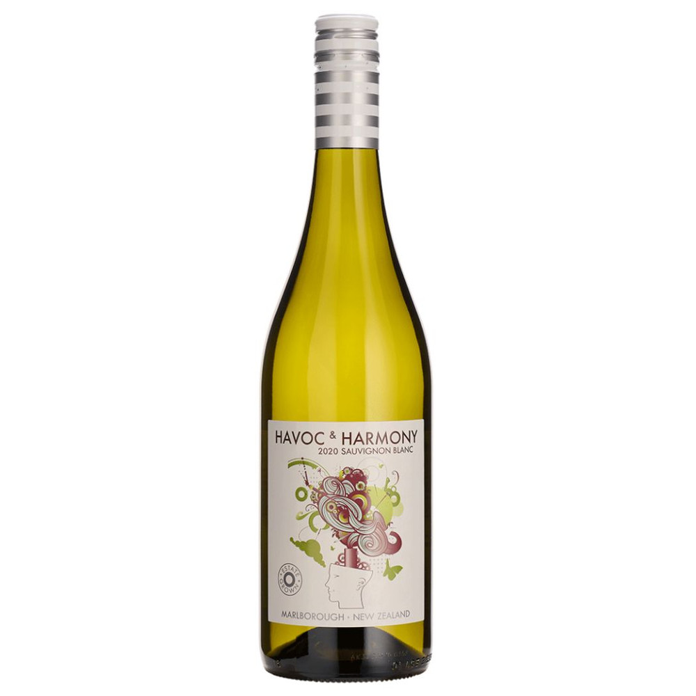 A classic representation of Sauvignon Blanc white wine from the Wairau Valley in Marlborough, New Zealand