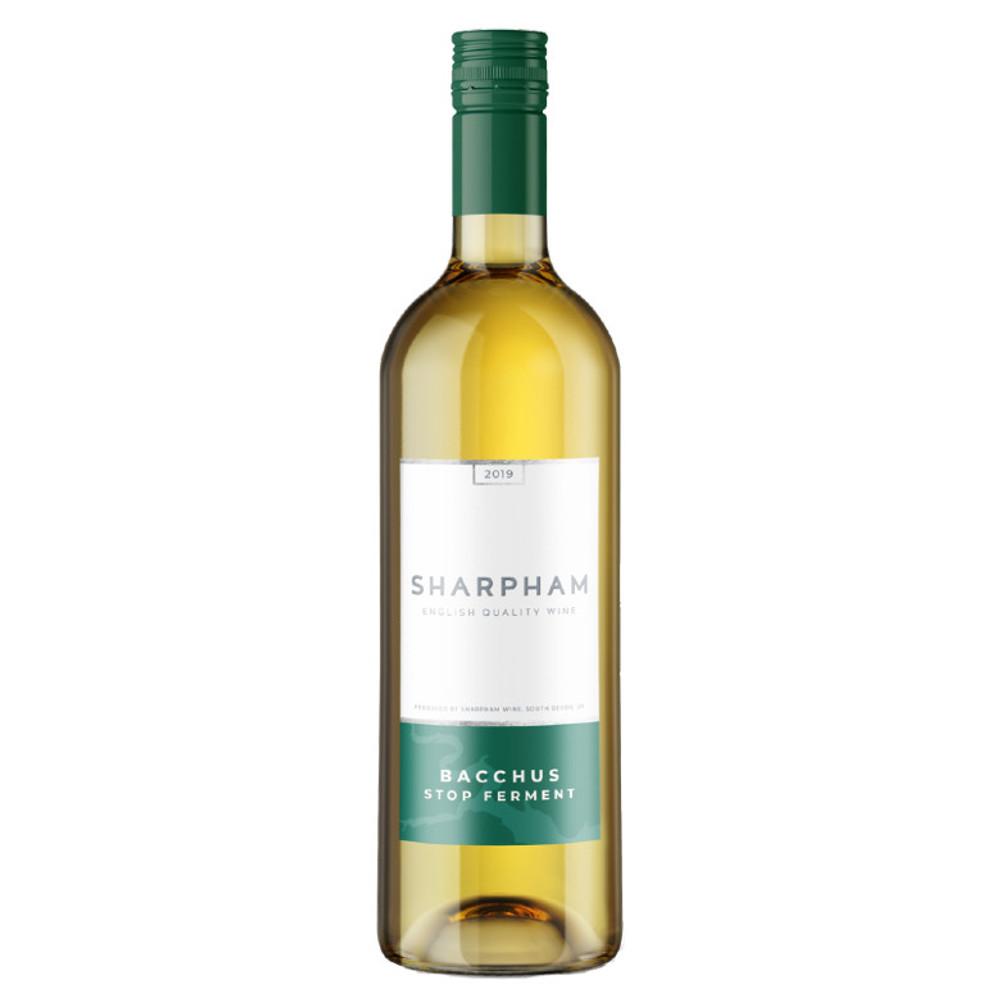 Sharpham Bacchus 'Stop Ferment' award winning English white wine