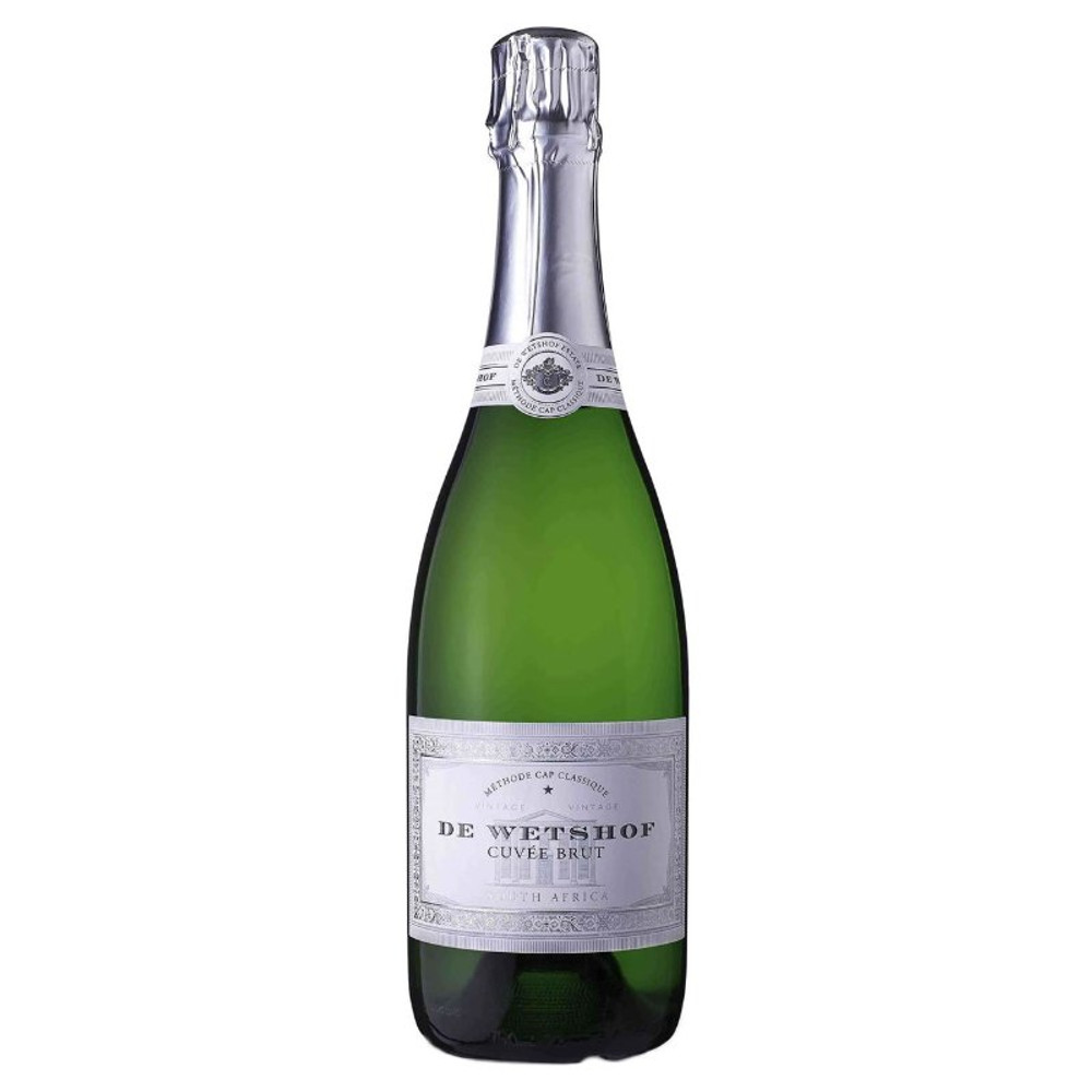 The South African answer to Champagne, an elegant Cap Classique brut