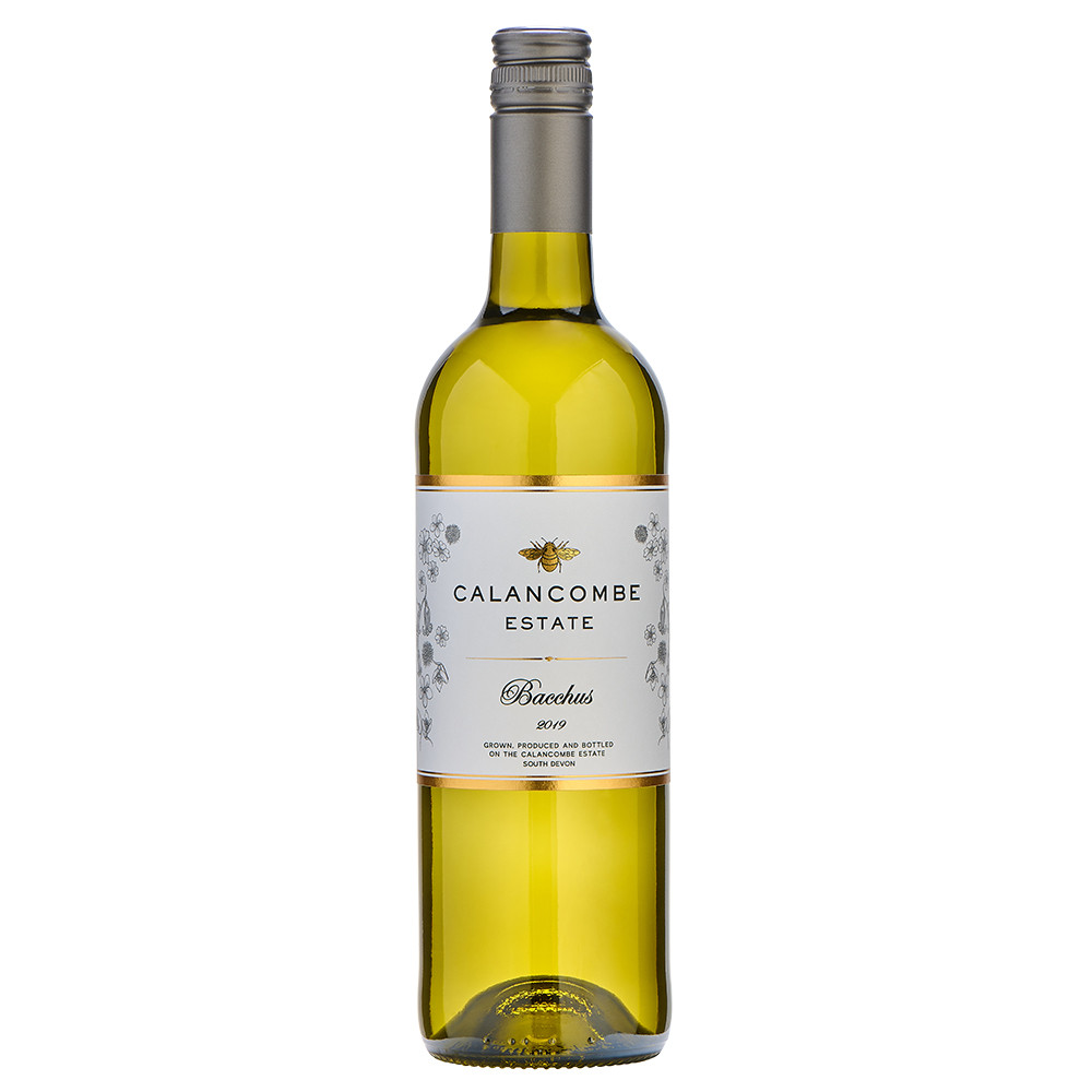 Calacombe Estate Bacchus 2019, an English wine perfect for an English summer