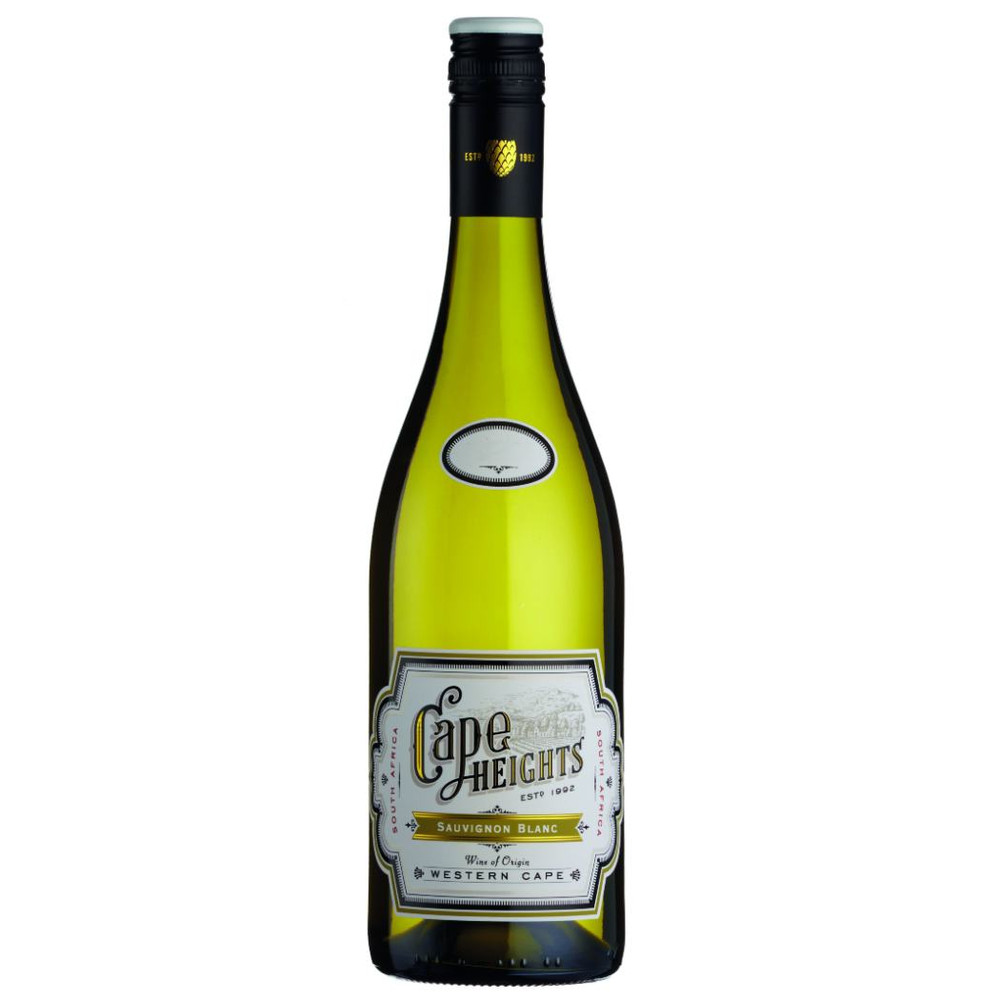 Cape Heights Sauvignon Blanc, Western Cape 2019 is a juicily tropical Sauvignon Blanc judiciously sourced from breezy coastal vineyards.