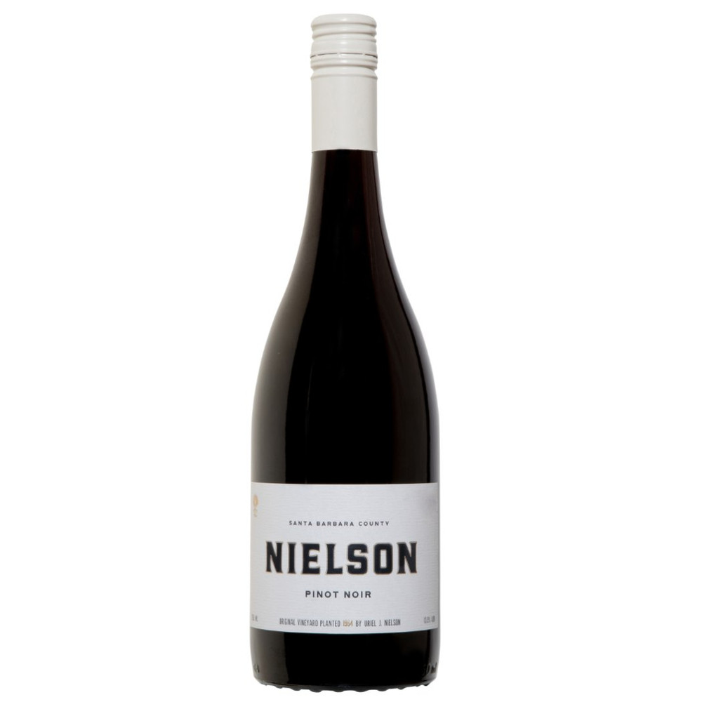 Nielson Santa Barbara County Pinot Noir 2017, USA. Lifted and pure Pinot Noir, this is juicy stuff.