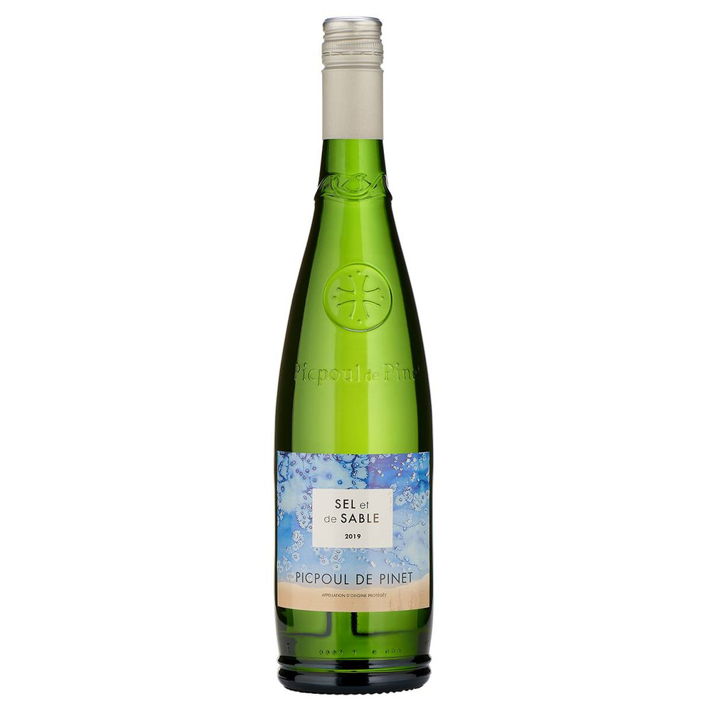 Picpoul 'Sel et Able' is a bright straw yellow in colour with a very fresh and floral nose.