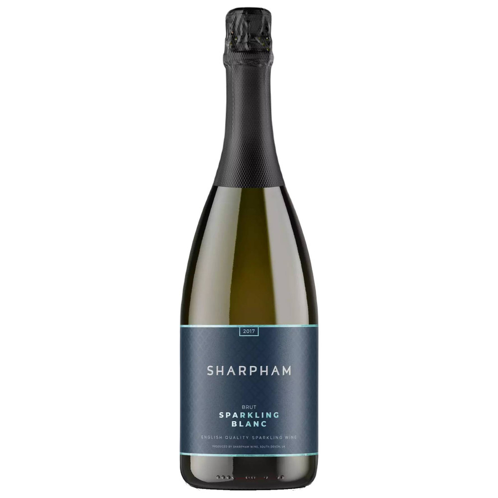 A broad and rich, traditional method English Sparkling Wine from Sharpham wine, South Devon