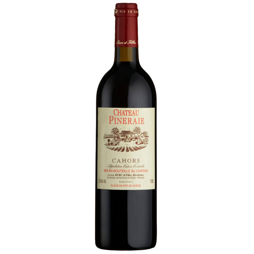 Château Pineraie Tradition, Cahors 2018 has intense cherry fruit, blackcurrant and lots of spicy oak. Characterful and complex with a moreish balance of attractive chalky tannins and acidity.