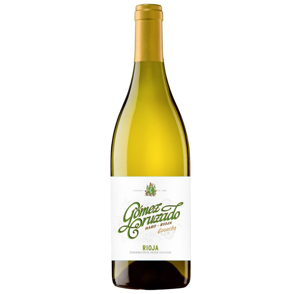 Gomez Cruzado Blanco '2 Ano' is a Burgundian style white Rioja which reflects the land, rather than purely varietal expression.