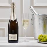 Fine French Champagne Blanc de Blancs from the Grand Cru village of Chouilly