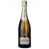 Champagne AR Lenoble Brut Intense is an elegant Champagne with a dominance of Grand Cru Chardonnay from the Côte des Blancs providing soft nutty flavour with fine bubbles and a fruity nose.