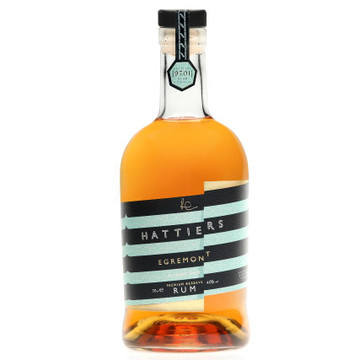 Hattier Egrmeont Preimum Reserve Rum is jovial and warming, with notes of gingerbread spices, roasted peaches and apricots, apple pie drizzled with cream, chocolate toffee, caramelised banana and a twist of black pepper.