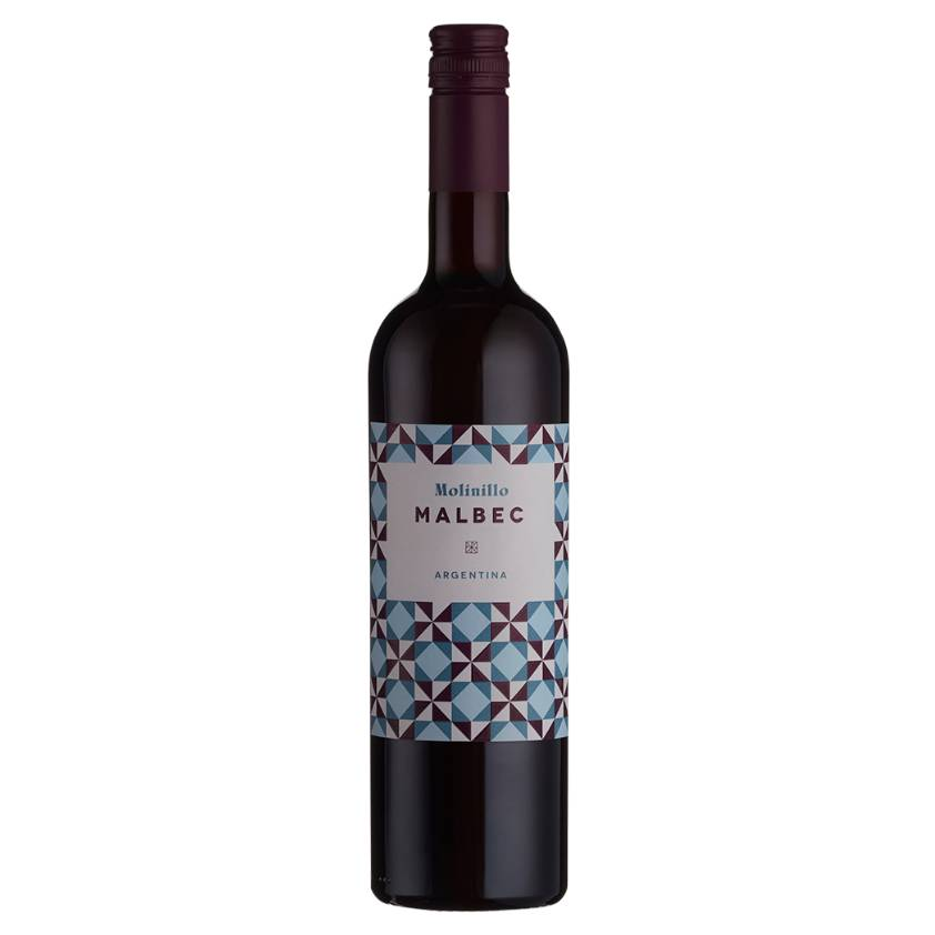 Sourced from Maipu in Mendoza, Molinillo Malbec 2020 captures the essence of the Argentinian Malbec style and creative spirit.