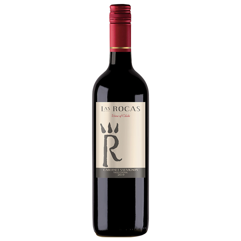Las Rocas Cabernet Sauvignon is a rich and flavoursome Chilean red wine which is fruity and easy-drinking