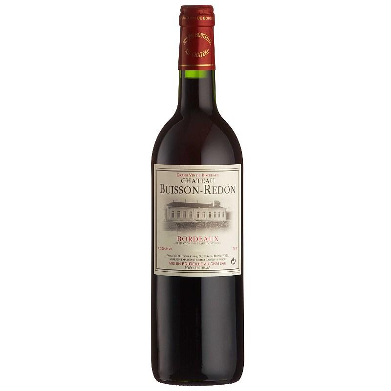 Château Buisson-Redon, Bordeaux 2018 is a good, honest right bank claret.