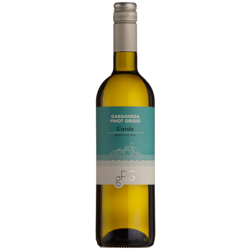 GPG Garganega Pinot Grigio is a crisp and easy to drink Italian dry white with soft, lightly honeyed fruit and a fresh finish.