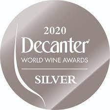 Decanter Silver Award 2020