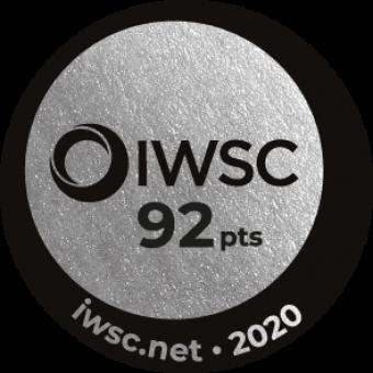 IWSC 92 points