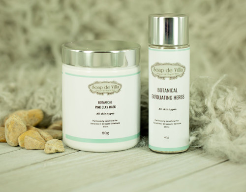 SDV Skincare range