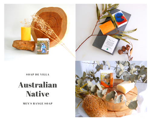 Australian Native - 3 soap pack