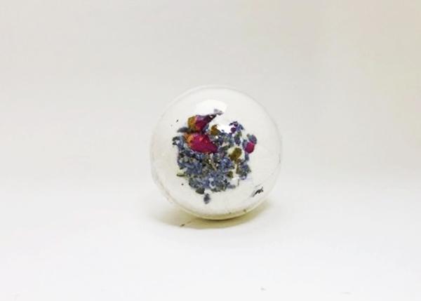 "Soap de Villa Botanical Essential Oil Bath Ball - ""Simply Pure"""