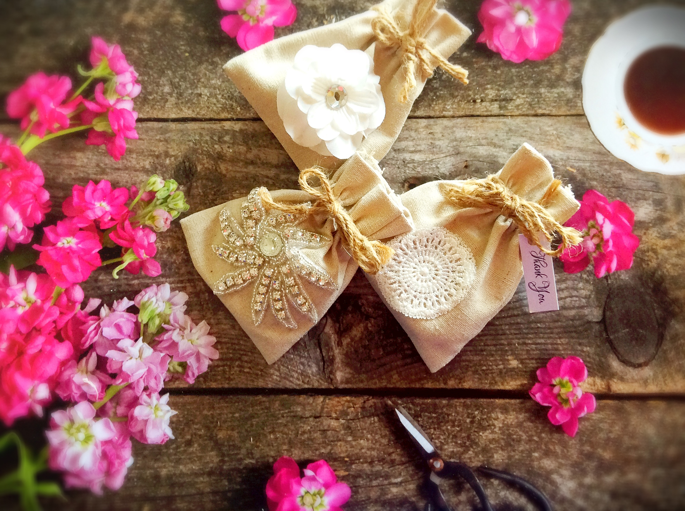 wedding-or-event-canvas-bag-with-embellishment-and-1-or-2-mini-goats-milk-soaps.jpg