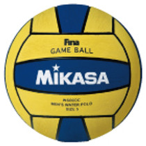 Mikasa Men's Waterpolo FINA Official Ball (Size 5)