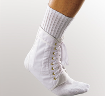 LP Laced Up Ankle Support